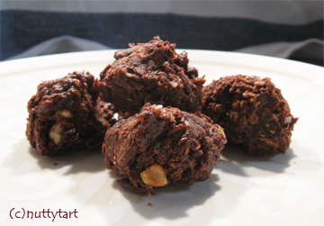 Coconut Poodles