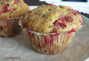 Berry Muffins For Two